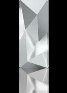Swarovski Fancy Stone 4925 MM 23,0X 9,0 CRYSTAL LTCHROME F(20pcs)