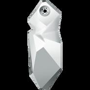 Swarovski 6912 MM 40,0 CRYSTAL LTCHROME T1153(8pcs)