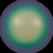 Swarovski 5817 MM 10,0 CRYSTAL SCARABAEUS GREEN PRL(250pcs)
