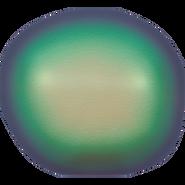 Swarovski 5840 MM 6,0 CRYSTAL SCARABAEUS GREEN PRL(500pcs)