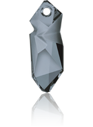 Swarovski 6912 MM 40,0 CRYSTAL SILVNIGHT T1153(8pcs)