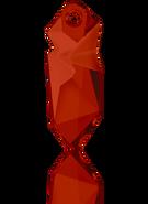 Swarovski Pendant 6913 MM 28,0 CRYSTAL RED MAGMA(15pcs)