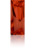 Swarovski Fancy Stone 4925 MM 23,0X 9,0 CRYSTAL RED MAGMA F(20pcs)