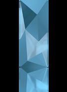 Swarovski Fancy Stone 4925 MM 23,0X 9,0 CRYSTAL MET.BLUE F(20pcs)