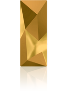 Swarovski Fancy Stone 4925 MM 23,0X 9,0 CRYSTAL DORADO F(20pcs)