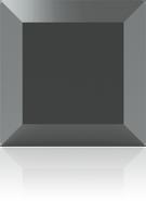 Swarovski 2402 MM 4,0 JET HEMAT M HF(720pcs)