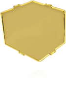 Swarovski 4933/S MM 19,0 1P00CZ(15pcs)