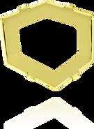 Swarovski 4933/S MM 19,0 1PH203(15pcs)