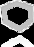 Swarovski 4933/S MM 27,0 1PH2OH(8pcs)