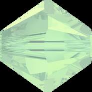 Swarovski Bead 5328 - 3mm, Chrysolite Opal (294), 1440pcs