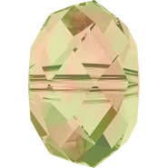 Swarovski Bead 5040 - 12mm, Crystal Luminous Green (001 LUMG), 144pcs