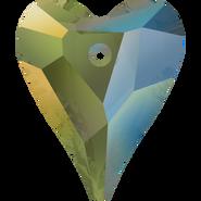Swarovski Pendant 6240 - 12mm, Crystal Iridescent Green (001 IRIG), 108pcs