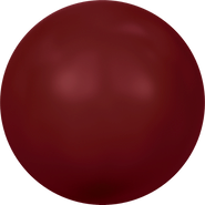 Swarovski Crystal Pearl 5810 - 10mm, Crystal Bordeaux Pearl (001 538), 100pcs