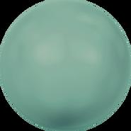 Swarovski Crystal Pearl 5810 - 10mm, Crystal Jade Pearl (001 715), 100pcs