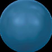 Swarovski Crystal Pearl 5810 - 10mm, Crystal Lapis Pearl (001 717), 100pcs