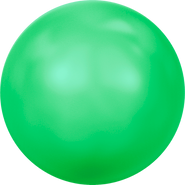 Swarovski Crystal Pearl 5810 - 10mm, Crystal Neon Green Pearl (001 771), 100pcs