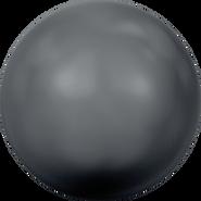 Swarovski Crystal Pearl 5810 - 12mm, Crystal Black Pearl (001 298), 100pcs