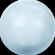 Swarovski Crystal Pearl 5810 - 8mm, Crystal Light Blue Pearl (001 302), 250pcs