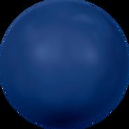 Swarovski Crystal Pearl 5810 - 8mm, Crystal Dark Lapis Pearl (001 719), 250pcs