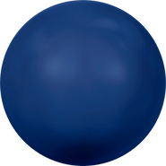 Swarovski Crystal Pearl 5810 - 12mm, Crystal Dark Lapis Pearl (001 719), 100pcs