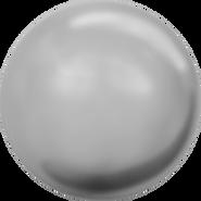 Swarovski Crystal Pearl 5810 - 8mm, Crystal Grey Pearl (001 731), 250pcs