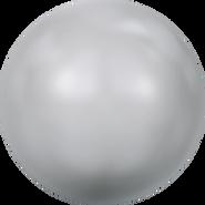 Swarovski Crystal Pearl 5817 - 8mm, Crystal Light Grey Pearl (001 616), 250pcs