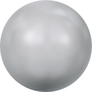 Swarovski Crystal Pearl 5817 - 10mm, Crystal Light Grey Pearl (001 616), 250pcs