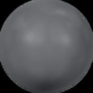 Swarovski Crystal Pearl 5817 - 10mm, Crystal Dark Grey Pearl (001 617), 250pcs