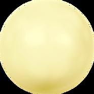 Swarovski Crystal Pearl 5817 - 8mm, Crystal Pastel Yellow Pearl (001 945), 250pcs