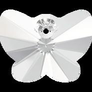 Swarovski Pendant 6754 - 18mm, Crystal (001), 72pcs