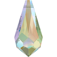 Swarovski Pendant 6000 - 15x7.5mm, Crystal Paradise Shine (001 PARSH), 144pcs