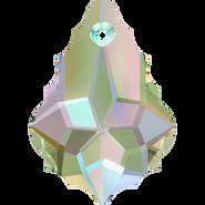 Swarovski Pendant 6090 - 16x11mm, Crystal Paradise Shine (001 PARSH), 72pcs
