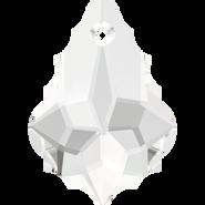 Swarovski Pendant 6090 - 16x11mm, Crystal (001), 72pcs