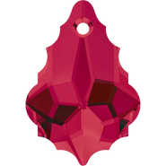 Swarovski Pendant 6090 - 16x11mm, Ruby (501), 72pcs