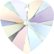 Swarovski Pendant 6228 - 10.3x10mm, Crystal Aurore Boreale (001 AB), 288pcs