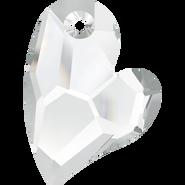 Swarovski Pendant 6261 - 27mm, Crystal (001), 20pcs