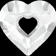 Swarovski Pendant 6262 - 34mm, Crystal (001), 6pcs