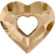 Swarovski Pendant 6262 - 26mm, Crystal Golden Shadow (001 GSHA), 16pcs