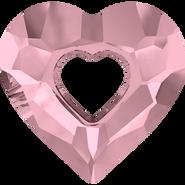 Swarovski Pendant 6262 - 34mm, Crystal Antique Pink (001 ANTP), 6pcs