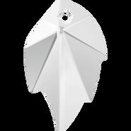 Swarovski Pendant 6735 - 26x16mm, Crystal (001), 30pcs