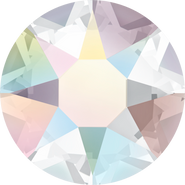 Swarovski Hotfix 2078 - ss40, Crystal Aurore Boreale (001 AB Advanced), Hotfix, 144pcs
