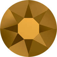 Swarovski Hotfix 2078 - ss34, Crystal Dorado (001 DOR Advanced), Hotfix, 144pcs