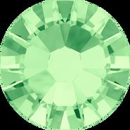Swarovski Flatback 2058 - ss7, Chrysolite (238) Foiled, No Hotfix, 1440pcs
