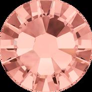 Swarovski Flatback 2058 - ss5, Blush Rose (257) Foiled, No Hotfix, 1440pcs