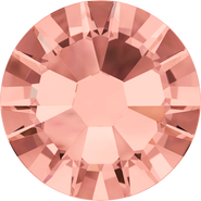 Swarovski Flatback 2058 - ss9, Blush Rose (257) Foiled, No Hotfix, 1440pcs
