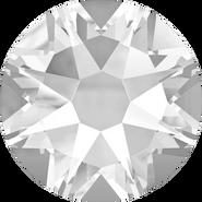 Swarovski Flatback 2088 - ss34, Crystal (001) Foiled, No Hotfix, 144pcs