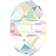 Swarovski Bead 5041 - 18mm, Crystal Aurore Boreale (001 AB), 24pcs