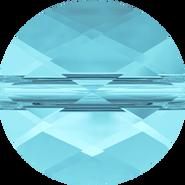 Swarovski Bead 5052 - 6mm, Aquamarine (202), 288pcs