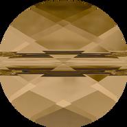 Swarovski Bead 5052 - 6mm, Crystal Bronze Shade (001 BRSH), 288pcs