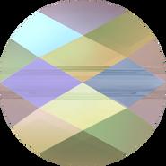 Swarovski Bead 5052 - 6mm, Crystal Paradise Shine (001 PARSH), 288pcs